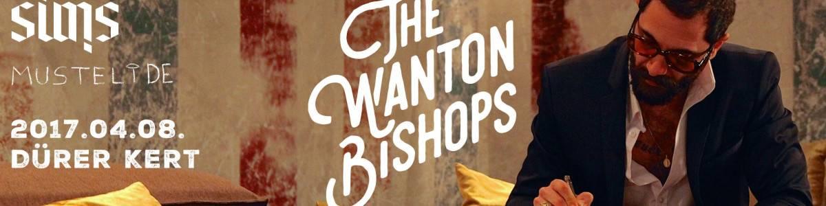 The_Wanton_Bishops_fejlec