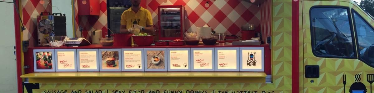 Food Punk by Lakatos Műhely @ Suncity
