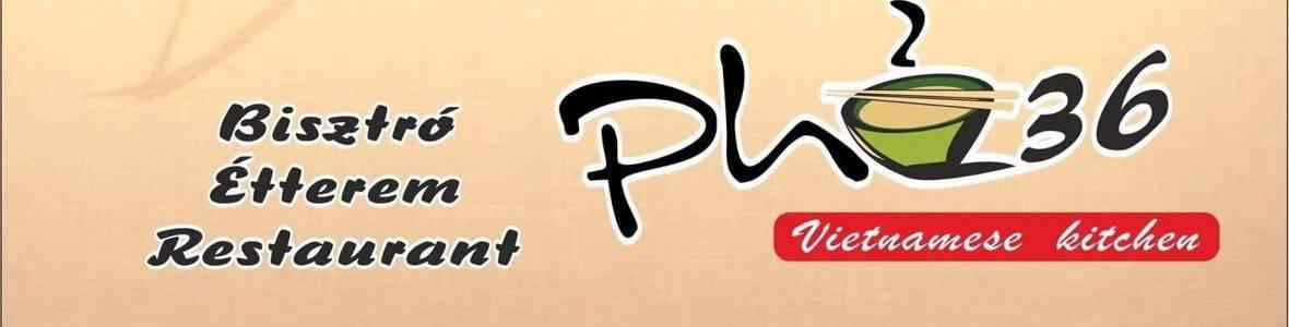 Pho36 vietnami bisztró