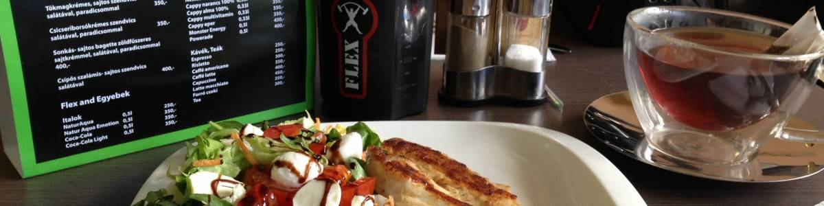 Flex'n'Fresh food and cafe