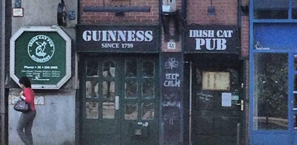 Irish Cat Pub