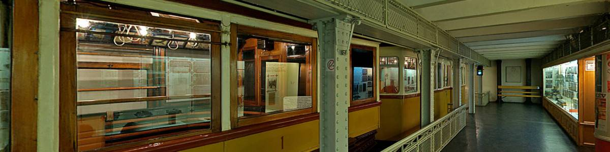 Földalatti Vasúti Múzeum fejlec