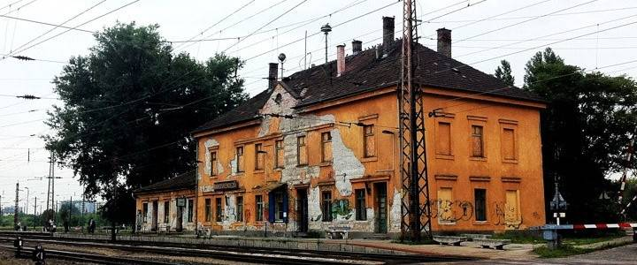 Rákosrendező vasútállomás