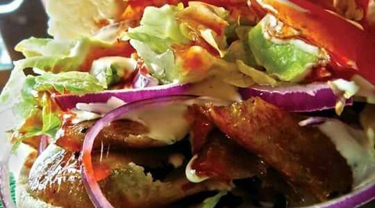 Mumi's Kebab