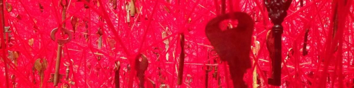 Chiharu Shiota Exhibition