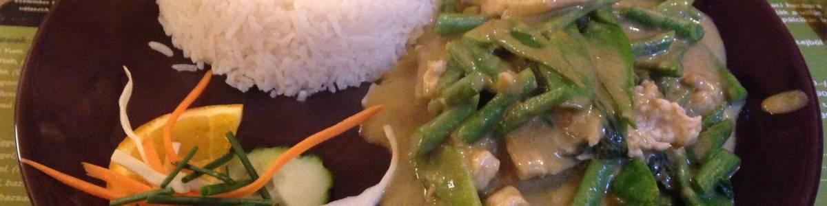 Green Thai Ételbár