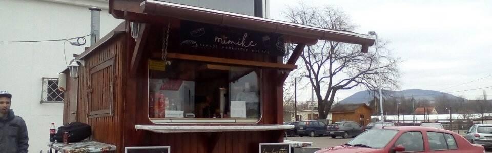 mimike (lángos, hamburger, hot-dog)