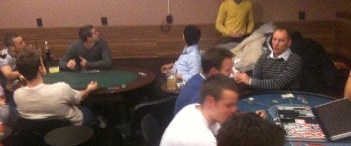 Monday Night Official Poker