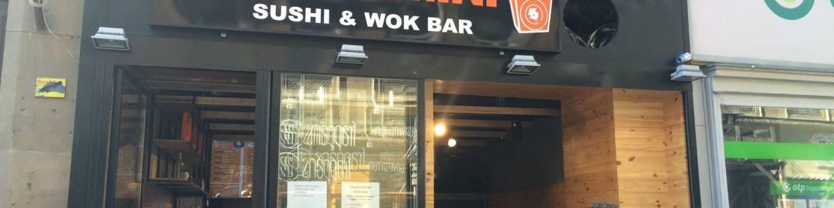 Buddha Mini Wok Bar