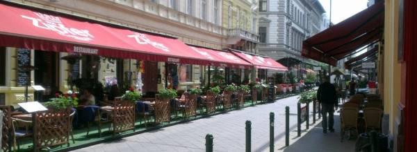 Trattoria Étterem/Restaurant