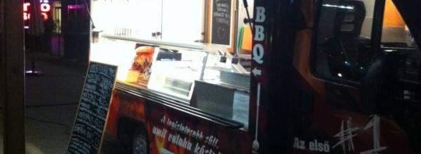 Zabáljcsak BBQ FOOD TRUCK @ Eiffel Kert