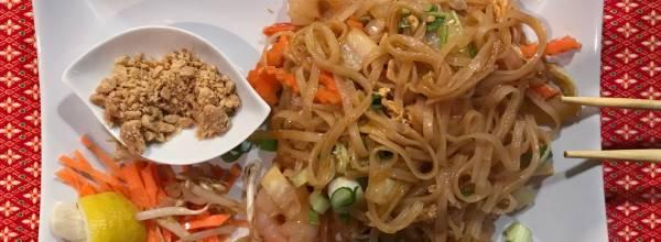 MAI TAI Thai Leves és Wok bár