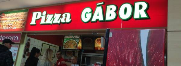 Pizza Gábor