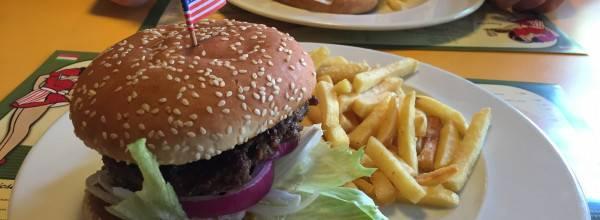 Diner M Amerikai Étterem