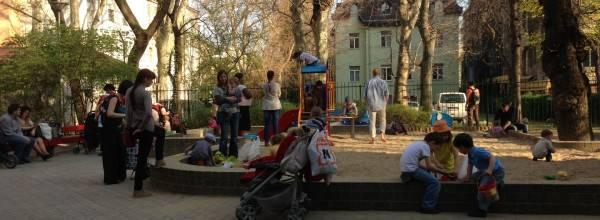 Benczúr playground