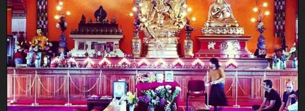 Kőrösi Sztupa - Buddhista Templom