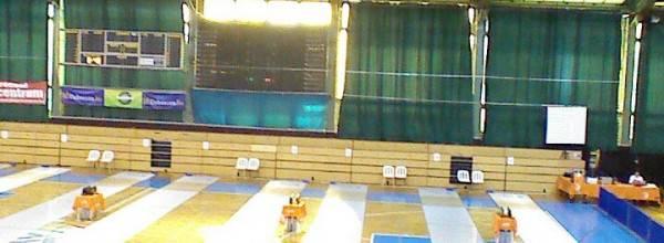 Oláh Gábor Sport Hall