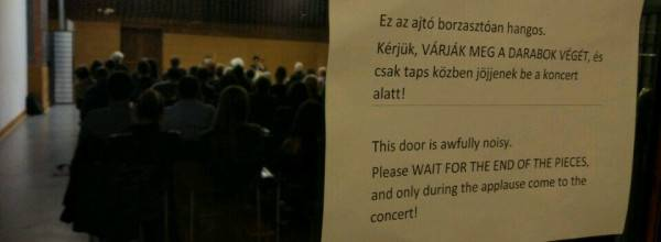 CEU Concert Hall
