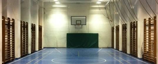 MIG Basketball Court