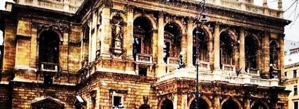 Opera Lépcső
