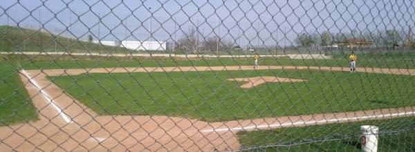 Debrecen baseball Pálya