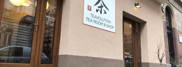 Teavolution Tea Room & Shop