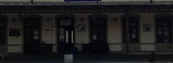 Siófok vasútállomás