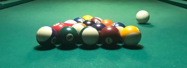 Black Pool Darts & Biliárd