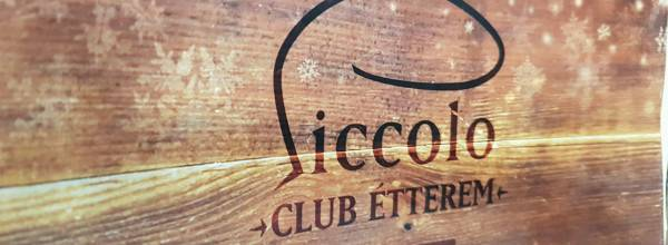 Piccolo Club Étterem