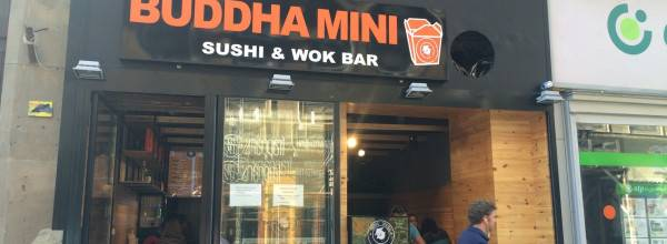 Buddha Mini Wok Bar